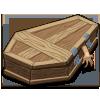 Wooden Coffin-icon
