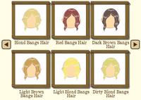 Female Hair 25
