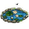 White Frog Pond-icon