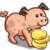 Sell Pig-icon