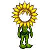 Sunflower Costume-icon
