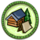 Population small town Badge-icon