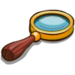 Magnifying Lens-icon