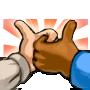 Secret Handshake-icon