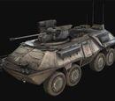 BTR-110 Cossack