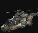 MI-11 Transport Helicopter