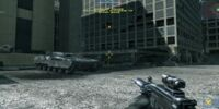MP15S Submachine Gun