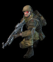 RSA Assault Soldier