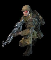 RSA Assault Soldier
