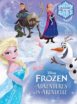 Frozen- Adventures in Arendelle