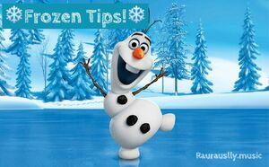 FrozenTips!