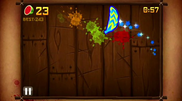 File:Fruit Ninja Arcade Mode.png