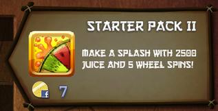 Starter pack II