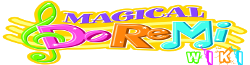 Magical Dorémi Wiki - logo