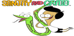 Sanjay and Craig Logo