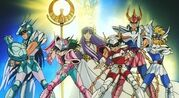 SaintSeiya Guided Tour