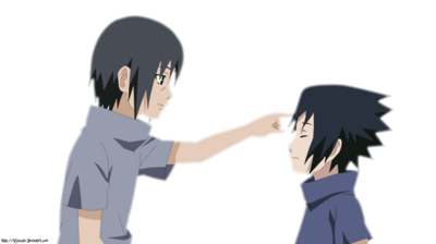 Itachi and sasuke by vjsasuke-d5di54r