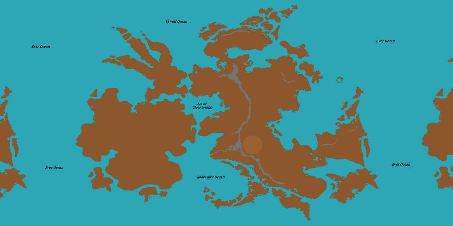 Fsoria Map - Terrain Template