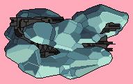 Miniship crystal cruiser