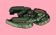 Miniship energy cruiser