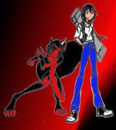 Rachel Darke, the Crimson Alpha