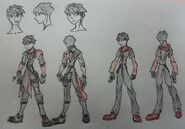 Alucard Tepes character reference