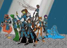 M.O.N.S.ters Squad