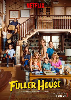 Fuller House slider