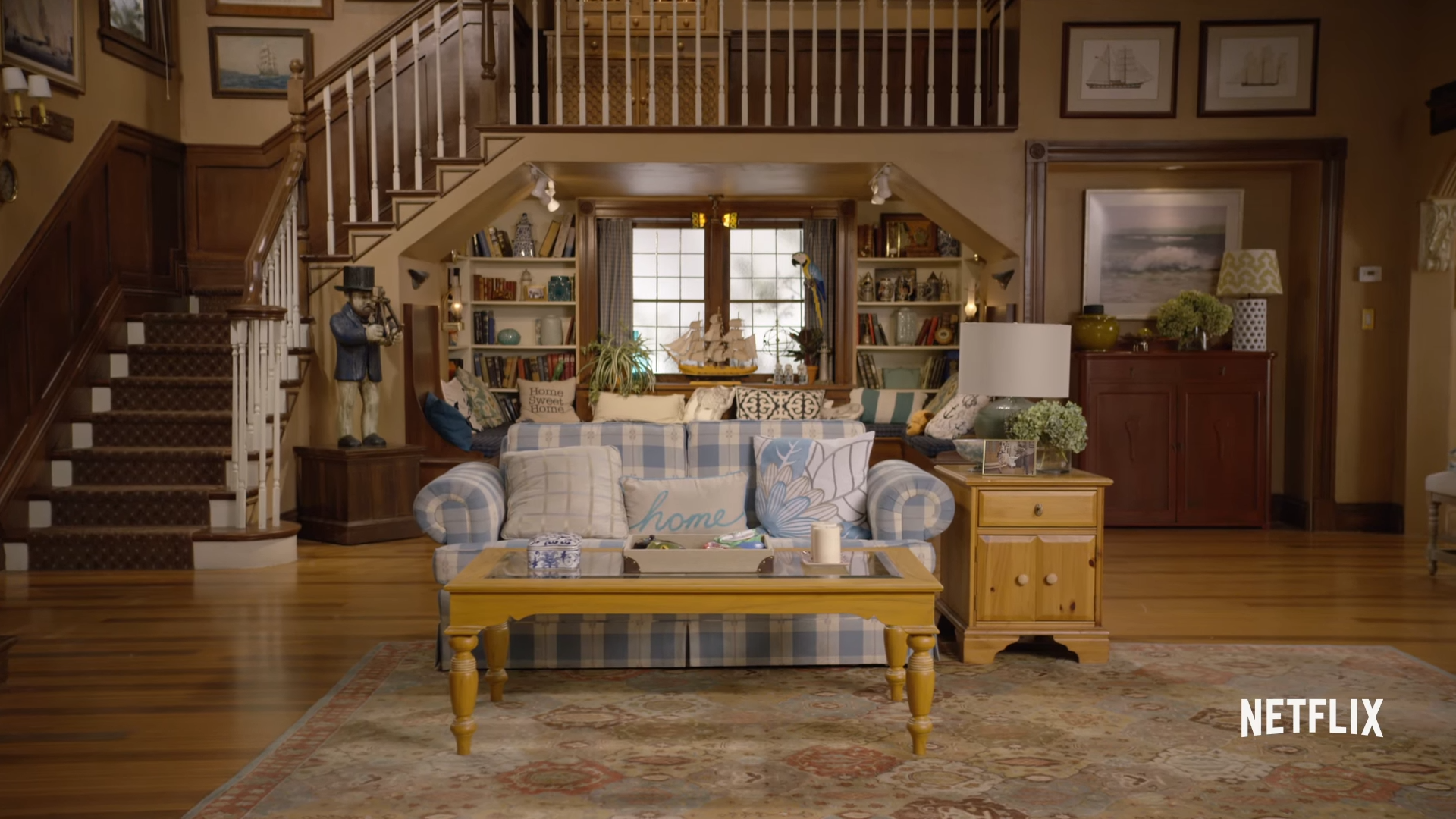 image fuller house house interior full house