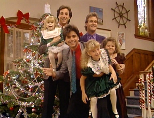 Our Very First Christmas Show | Full House | FANDOM powered by Wikia