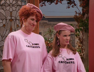 Mrs carruthers and kimmy