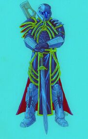 The Knight Of Alchemy