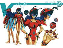Lady Bomb (Character Unit)fmafnwiki2