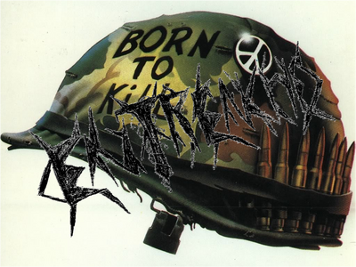 Born to kill track art