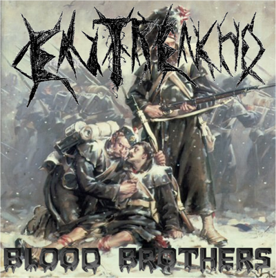 Blood brothers art