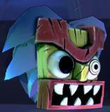 Voodoo Mask 2
