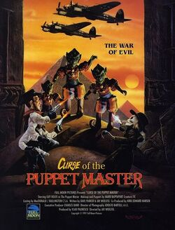 Puppet Wars I Curse of the Puppet Master