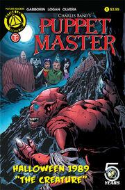 Puppet Master Halloween 1989 The Creature