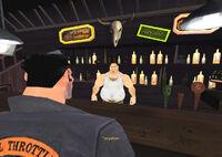 Full Throttle II E3 screenshot 2