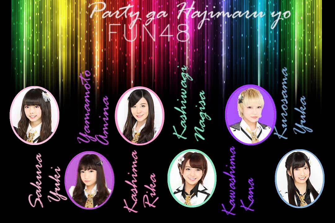 Party ga Hajimaru yo (Song)