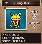 SLasf-116 Fung-shui