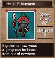 SLasf-118 Mustash