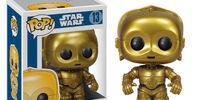Star Wars Pop! 13 C-3PO