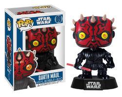 Star Wars Pop! 09 Darth Maul