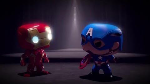 Marvel Collector Corps Civil War Teaser!