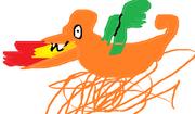 Sammy sea dragon