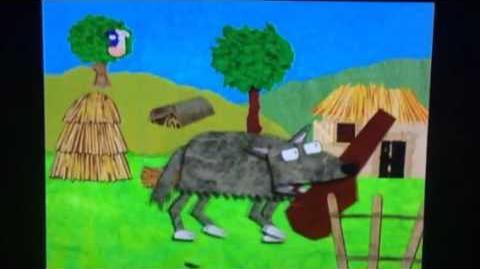 Amudacue el lobo
