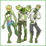 Funorb zombiedawn zombie group icon