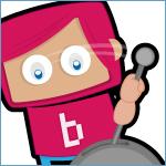 Funorb brick a brac pink icon