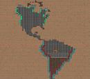 Crazy Crystals/The Americas